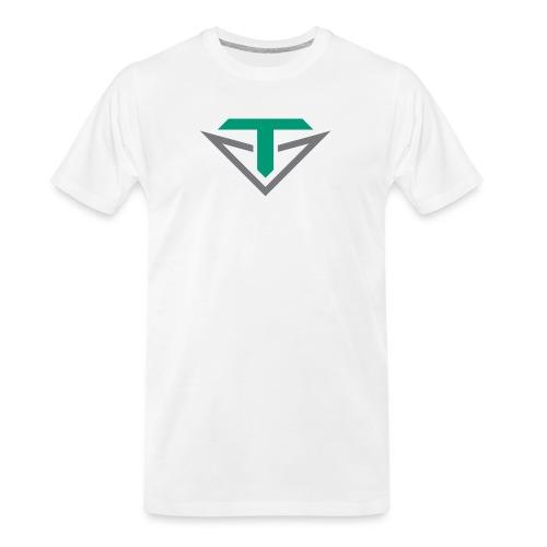 Toulon Golf Logo Shirt - Men's Premium Organic T-Shirt