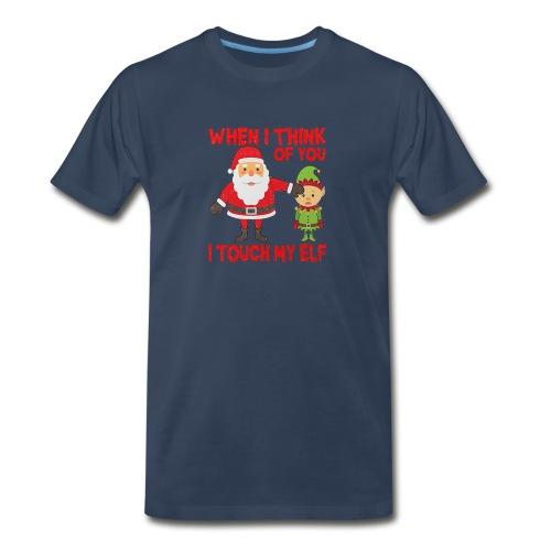 Christmas Is Coming - Men's Premium Organic T-Shirt