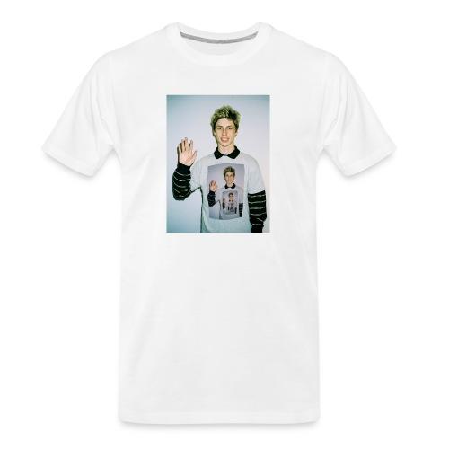 lucas vercetti - Men's Premium Organic T-Shirt