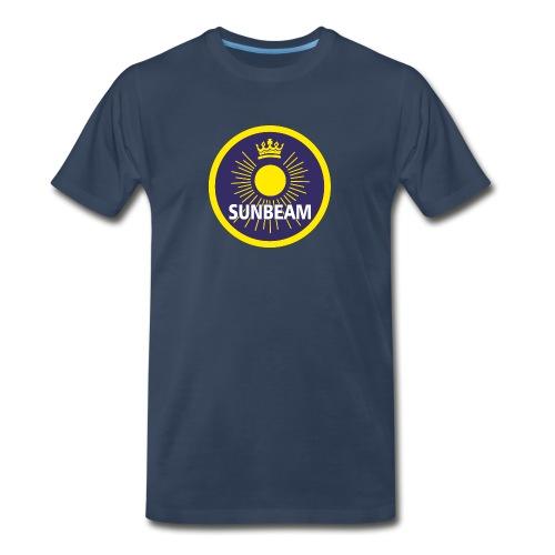 Sunbeam emblem - AUTONAUT.com - Men's Premium Organic T-Shirt
