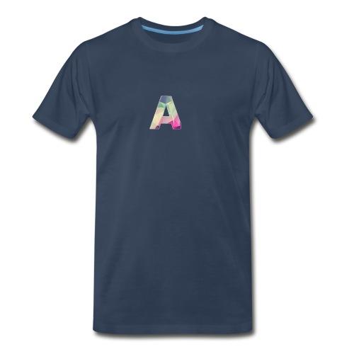 Amethyst Merch - Men's Premium Organic T-Shirt