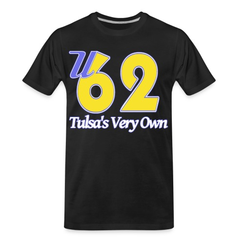 U62 - Men's Premium Organic T-Shirt