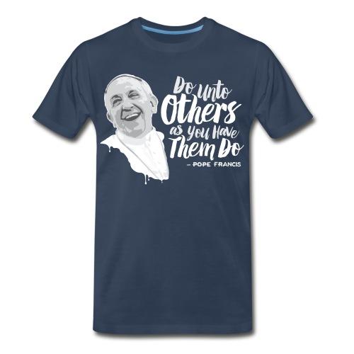 francis-light - Men's Premium Organic T-Shirt