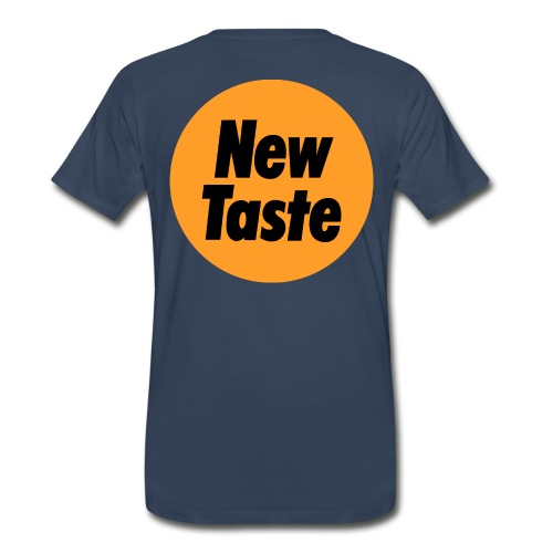 New Taste - Men's Premium Organic T-Shirt