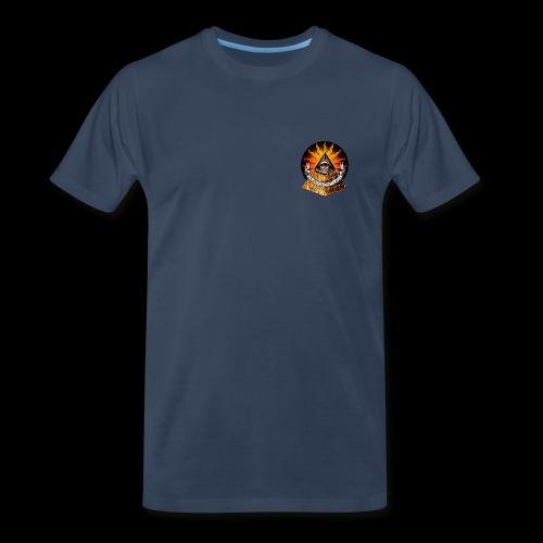 WHAT? THIS? IT'S FREE BY JOINING THE ILLUMINATI! - Men's Premium Organic T-Shirt