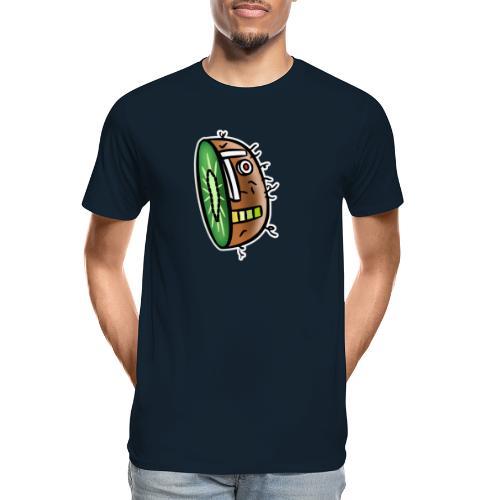 Kiwi Bot - Men's Premium Organic T-Shirt