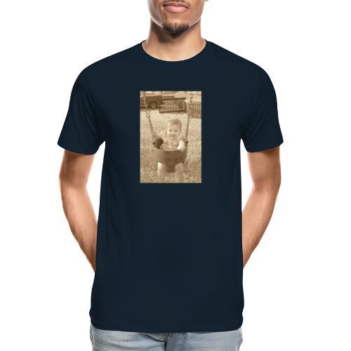 really - Men's Premium Organic T-Shirt