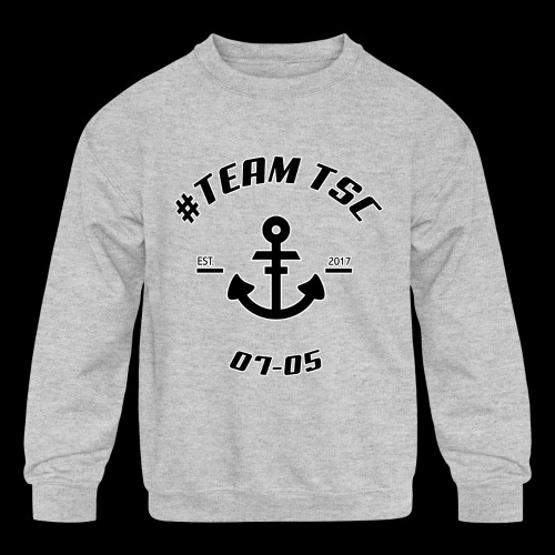 TSC Nautical - Kids' Crewneck Sweatshirt