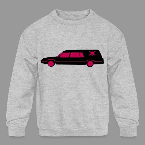 Hearse - Kids' Crewneck Sweatshirt