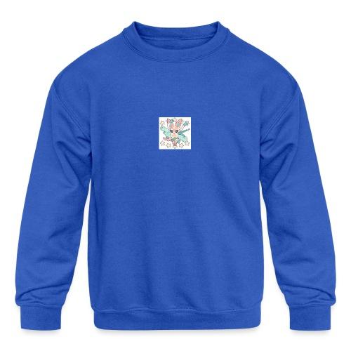 lit - Kids' Crewneck Sweatshirt