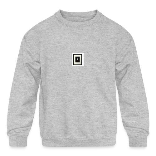 Dabbing pandas - Kids' Crewneck Sweatshirt