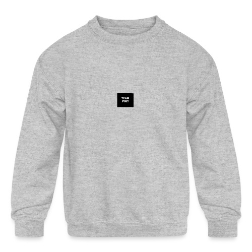Team Fury - Kids' Crewneck Sweatshirt