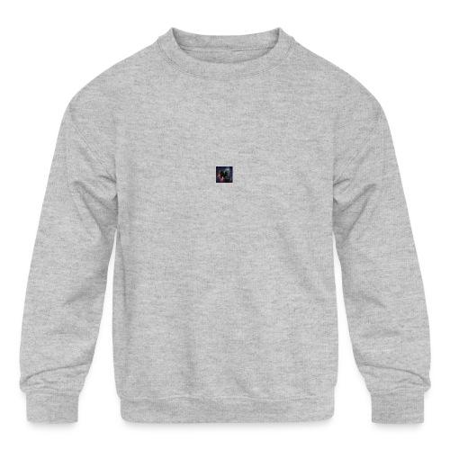 TheMiniGamer Shop - Kids' Crewneck Sweatshirt