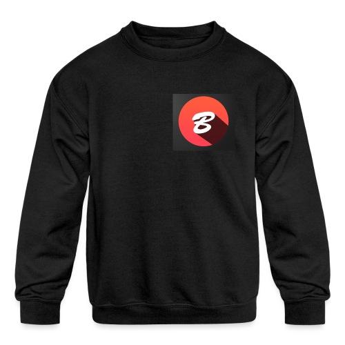 BENTOTHEEND PRODUCTS - Kids' Crewneck Sweatshirt