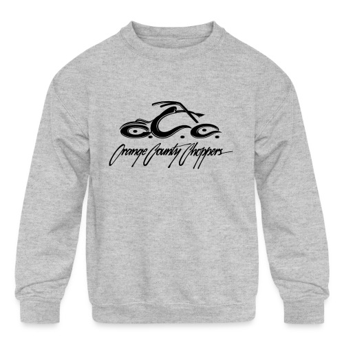 Basic Dagger New - Kids' Crewneck Sweatshirt