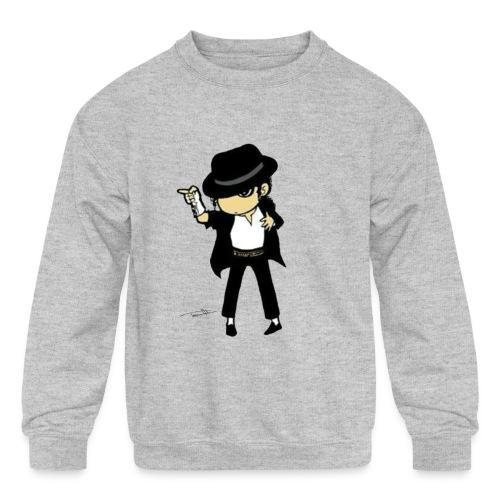 KOP Vector Art - Kids' Crewneck Sweatshirt