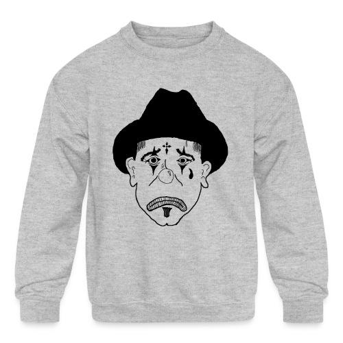 Clowns - Kids' Crewneck Sweatshirt