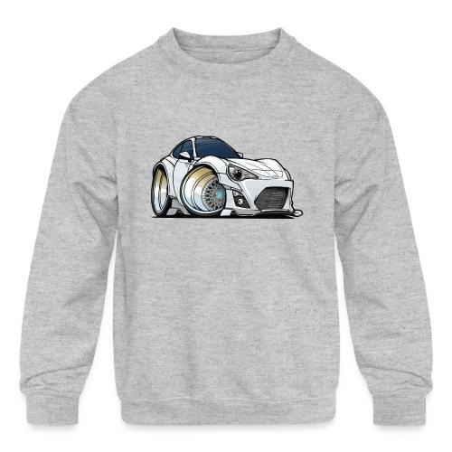 Toyota 86 - Kids' Crewneck Sweatshirt