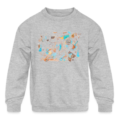 Firooz - Kids' Crewneck Sweatshirt