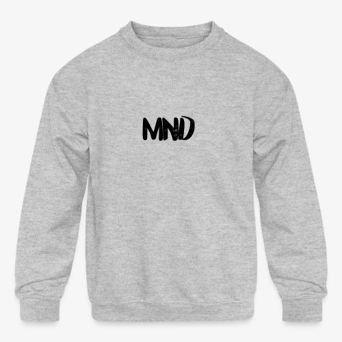 MND - Xay Papa merch limited editon! - Kids' Crewneck Sweatshirt