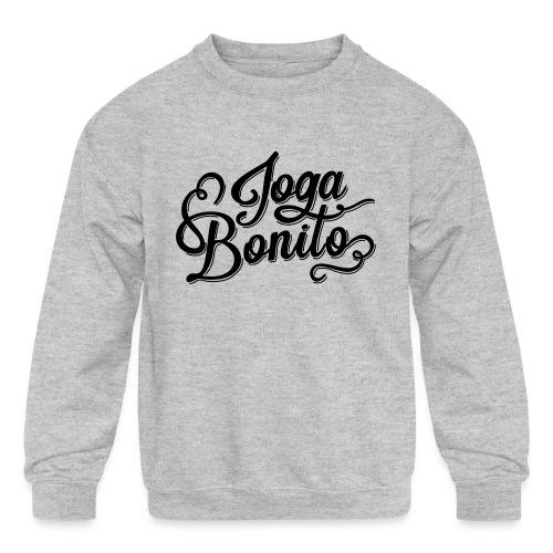 Joga Bonita Women's Tee - Kids' Crewneck Sweatshirt