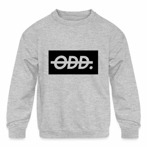 Odyssey Brand Logo - Kids' Crewneck Sweatshirt