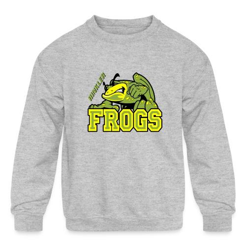 Hinkler FINAL - Kids' Crewneck Sweatshirt