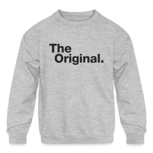 original - Kids' Crewneck Sweatshirt