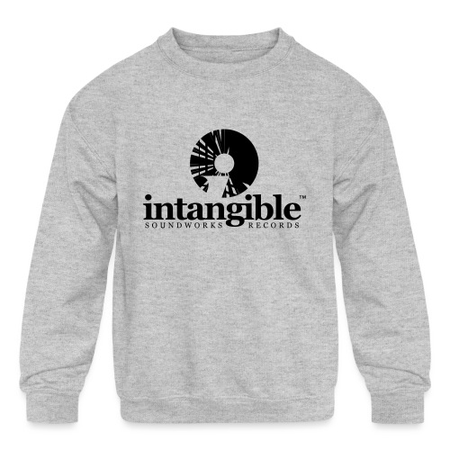 Intangible Soundworks - Kids' Crewneck Sweatshirt