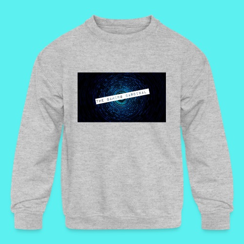 custom anner - Kids' Crewneck Sweatshirt