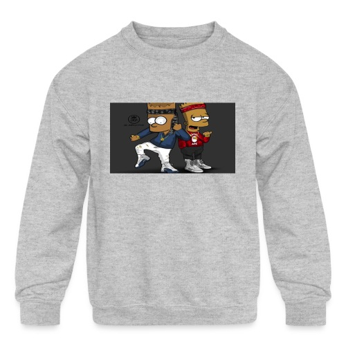 Sweatshirt - Kids' Crewneck Sweatshirt