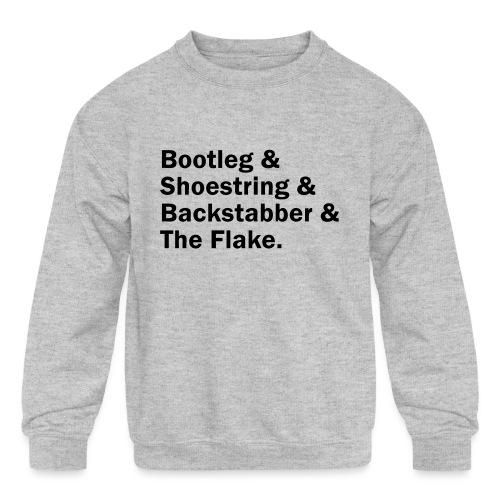 Dayton Ave - Kids' Crewneck Sweatshirt