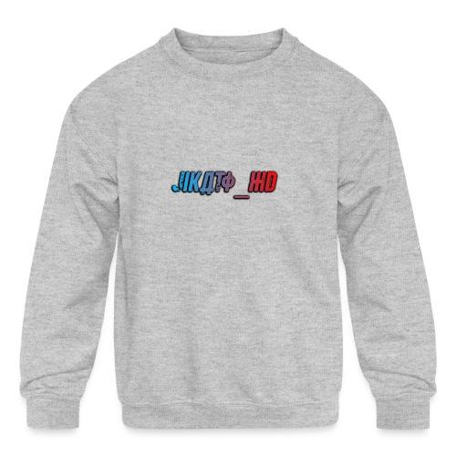 Jikato XD - Kids' Crewneck Sweatshirt