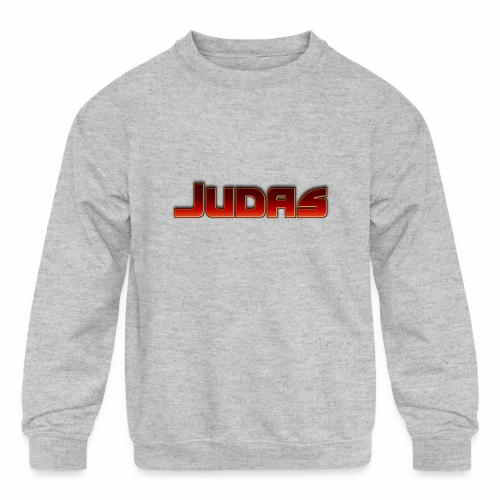 Judas - Kids' Crewneck Sweatshirt