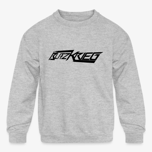 krieglogo03 - Kids' Crewneck Sweatshirt