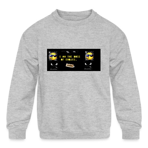 lol - Kids' Crewneck Sweatshirt