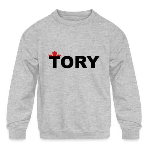 Tory - Kids' Crewneck Sweatshirt