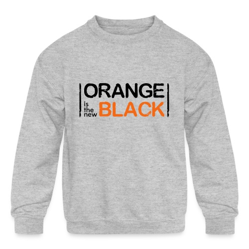 Free Piper, Orange is the New Black Women's - Kids' Crewneck Sweatshirt