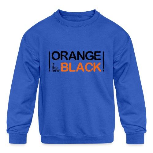 Free Piper, Orange is the New Black Women's - Kids' Crewneck Sweatshirt