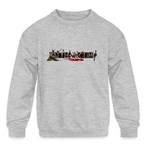 EoW Battleground - Kids' Crewneck Sweatshirt