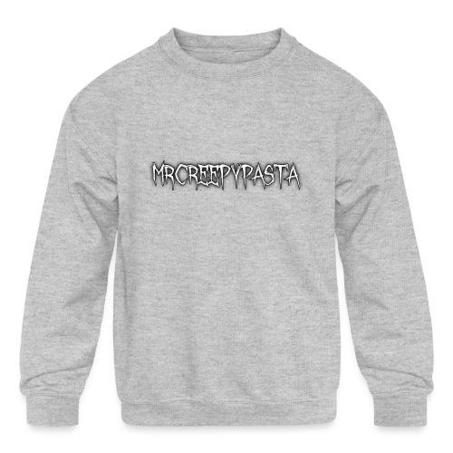 Untitled 1 png - Kids' Crewneck Sweatshirt