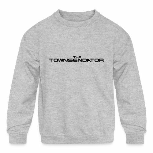townsendator - Kids' Crewneck Sweatshirt