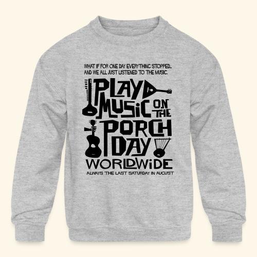 PMOTPD2021 SHIRT - Kids' Crewneck Sweatshirt