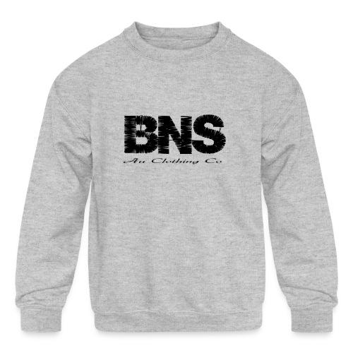 BNS Au Clothing Co - Kids' Crewneck Sweatshirt