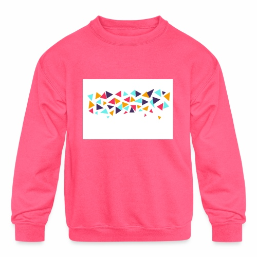 T shirt - Kids' Crewneck Sweatshirt