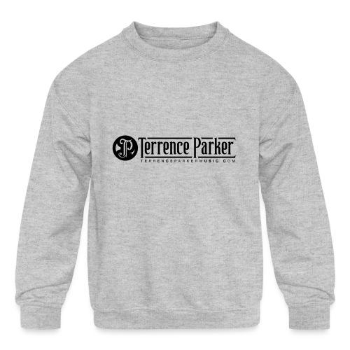 TERRENCE PARKER LOGO - Kids' Crewneck Sweatshirt