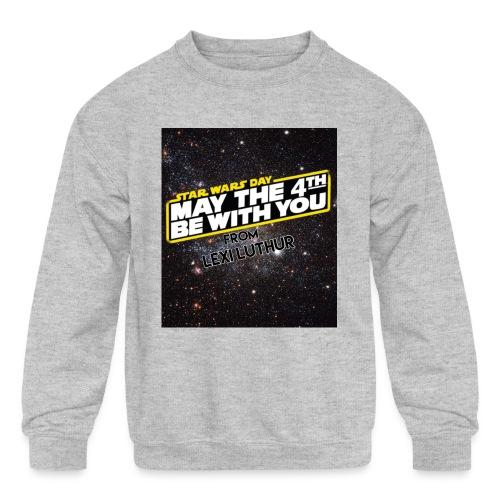 STAR WARS DAY CLOTHES - Kids' Crewneck Sweatshirt