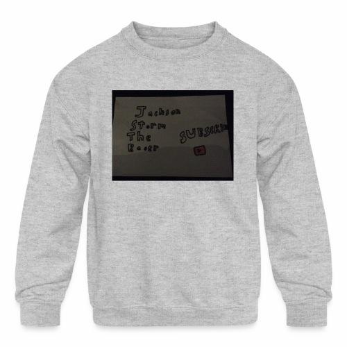 stormers merch - Kids' Crewneck Sweatshirt