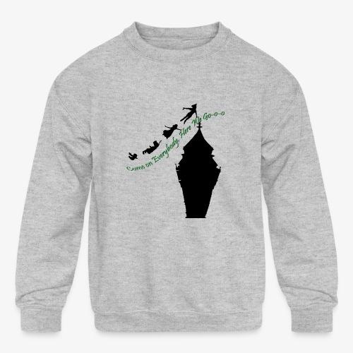 Come on Everybody, Here We Go-o-o - Kids' Crewneck Sweatshirt