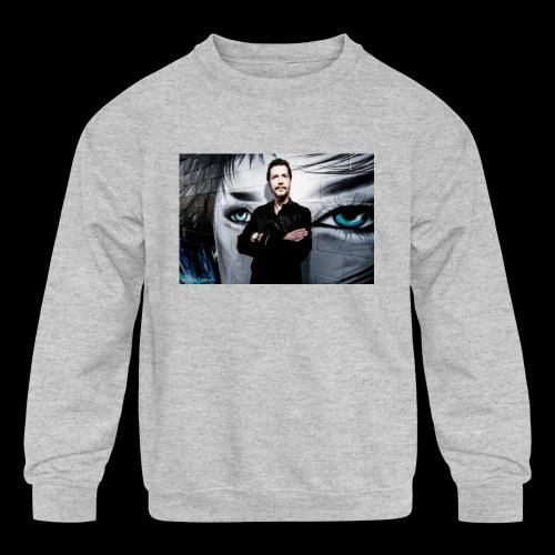 The Wall - Kids' Crewneck Sweatshirt